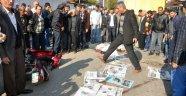 Kamyon ile motosiklet çarpıştı: 1 ölü, 1 yaralı