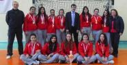 Turgutlu Merkez Mesleki ve Teknik Anadolu Lisesi Hentbolda Manisa il şampiyonu
